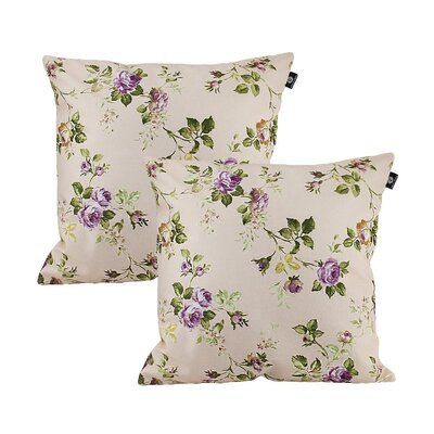 Lorraine Cotton Pillow Cover
