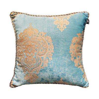 Delrick Court Jacquard Pillow Cover