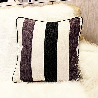 Cataldo Rolling Rope Edges Pillow Cover