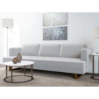 Maverick Sofa Upholstery: Heather Gray