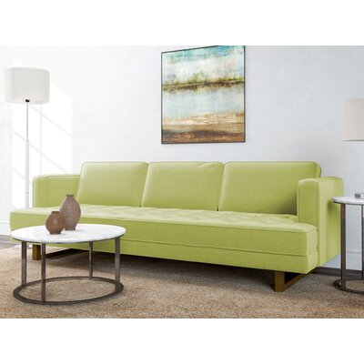 Maverick Sofa Upholstery: Wheatgrass Green