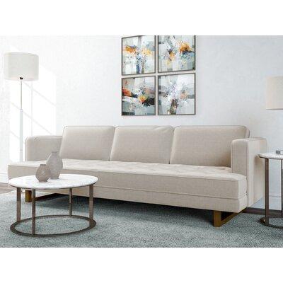 Maverick Sofa Upholstery: Oatmeal