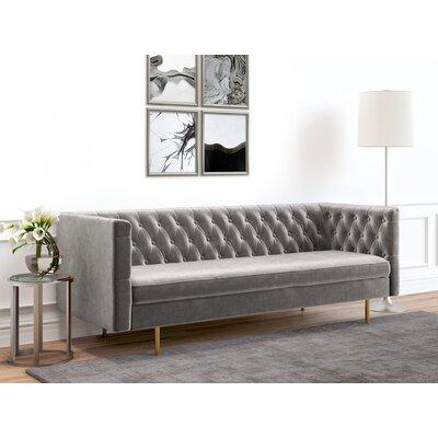 Whitehurst Sofa Upholstery: Platinum