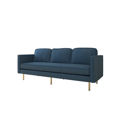 Karis Sofa Upholstery: Pacific Blue