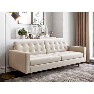 Allman Sofa Upholstery: Oatmeal