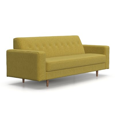 Evalyn Sofa Upholstery: Wheatgrass Green