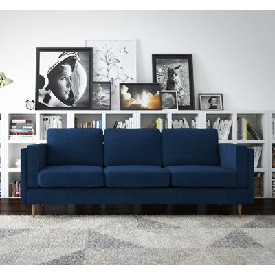 Mcmorris Sofa Upholstery: Pacific Blue