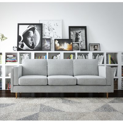 Mcmorris Sofa Upholstery: Heather Gray