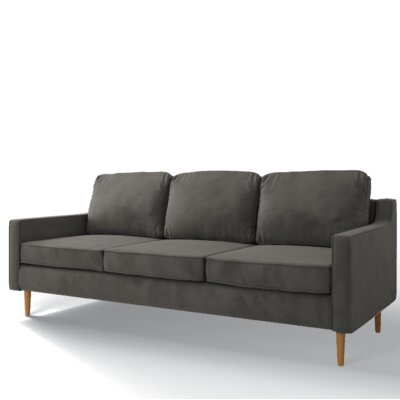 Bulkley Sofa Upholstery: Platinum