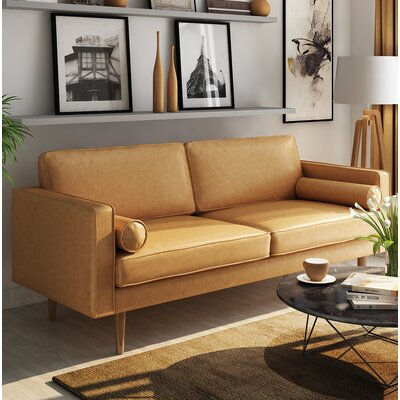 Esme Sofa Upholstery: Honey Tan
