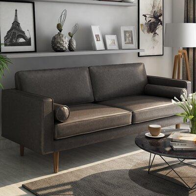Berning Sofa Upholstery: Vintage Gray