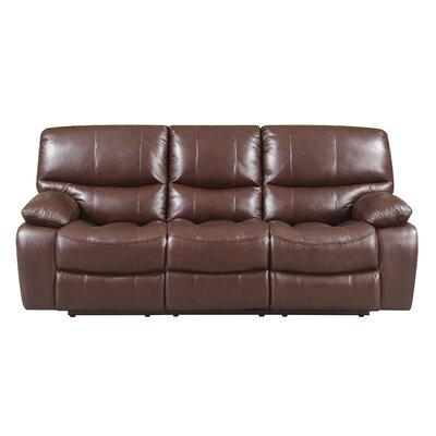 Ledoux Leather Reclining Sofa