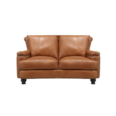 Deakin Leather Loveseat