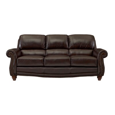 Dorcas Leather Sofa