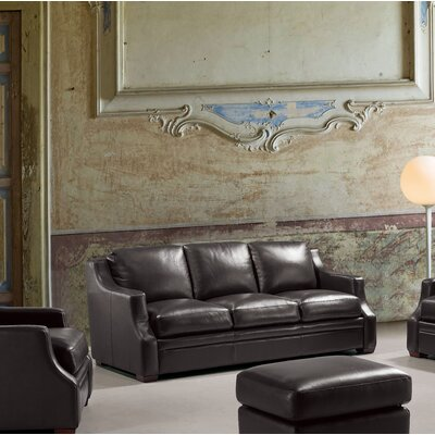 Chico Leather Sofa