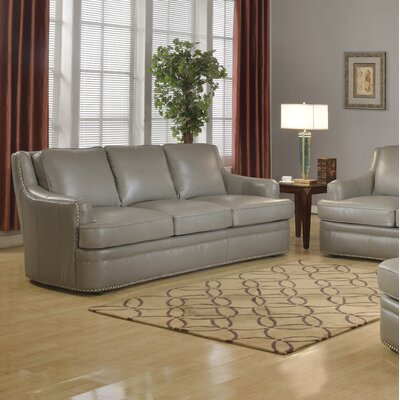 Dreyer Leather Sofa