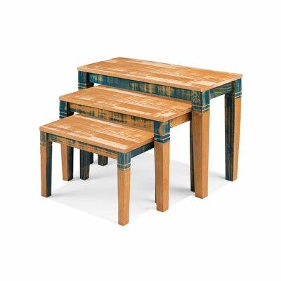 Cillian Reclaimed 3 Piece Nesting Table