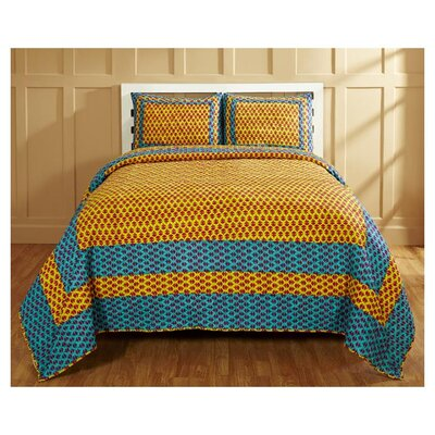 Sonal Quilt Set Size: Twin