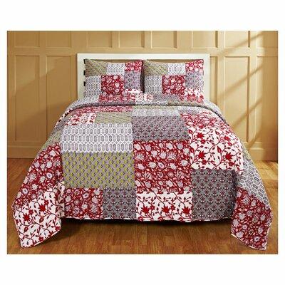 Laila Quilt Set Size: King