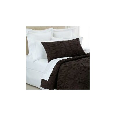 Rachel Gray Duvet Cover Size: Queen