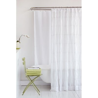 Rackael Cotton Shower Curtain