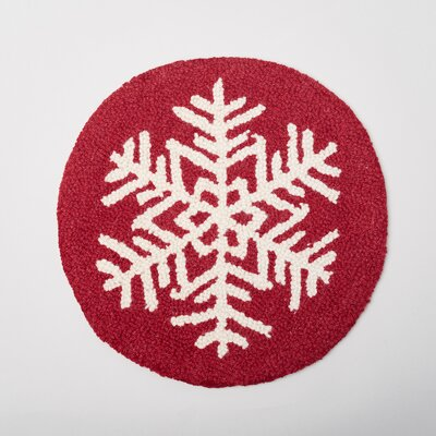 Snowflake Chair Pad