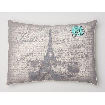 Paris Linen Lumbar  Pillow