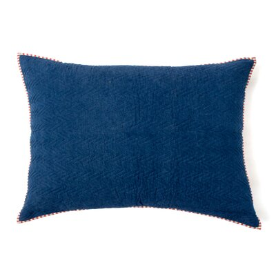 Denim Sham Size: King