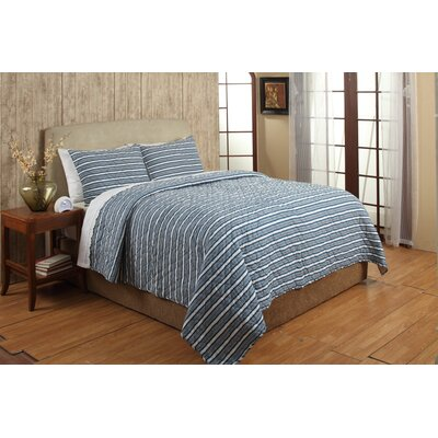 Riker Quilt Set Size: Queen