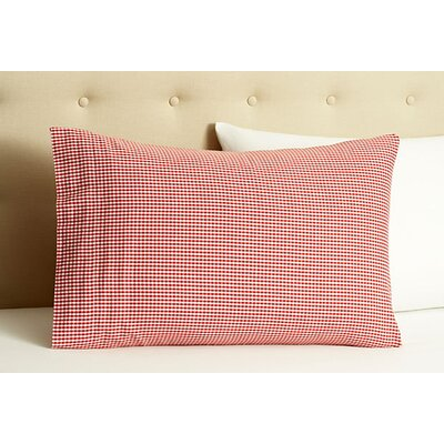 Cole Unquilted Sham Size: King