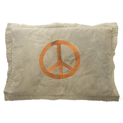 Recycled Canvas Floor Pillow