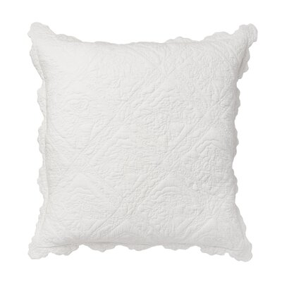 Zahar Cotton Throw Pillow