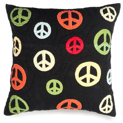 Peace Sham Size: European