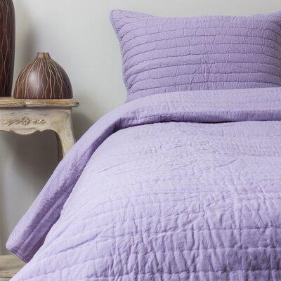 Base Camp Purple Quilt