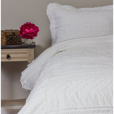 Jessica Duvet Cover Size: King