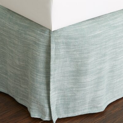 Jeremy 180 Thread Count Bed Skirt Size: Queen
