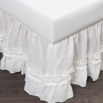 Brittany 180 Thread Count Bed Skirt