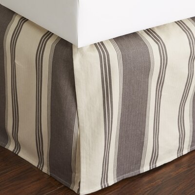 Canon 180 Thread Count Bed Skirt Size: Twin