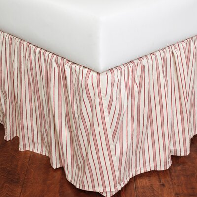 Joyful Stripe 280 Thread Count Bed Skirt