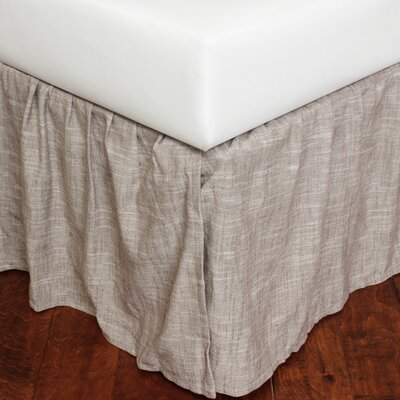 Mason 180 Thread Count Bed Skirt Size: Queen