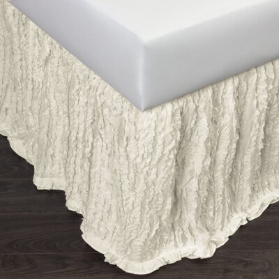 Lily 180 Thread Count Bed Skirt