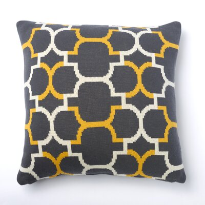 Kennie Cotton Throw Pillow