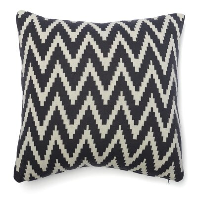 Cebra Cotton Throw Pillow