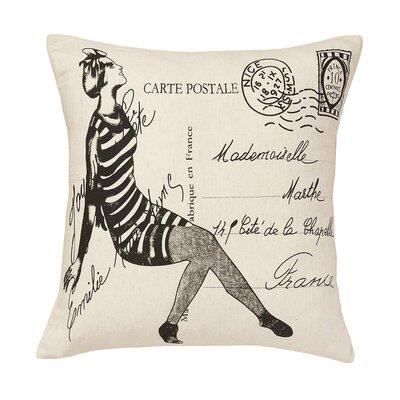 Mademoiselle Wool Pillow