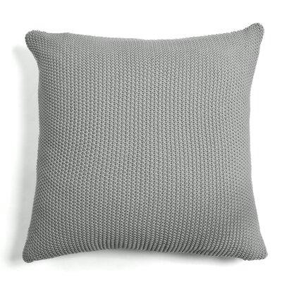 Eddie Knitted 100% Cotton Throw Pillow