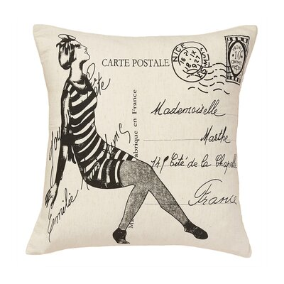 Mademoiselle Wool Pillow