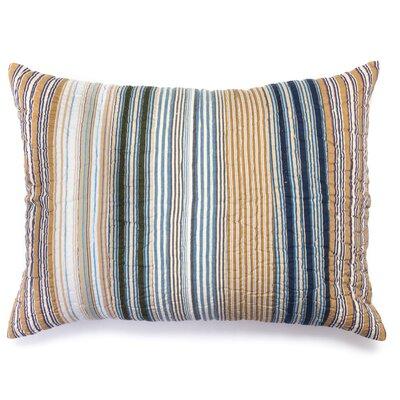 Wilson Stripe Sham Size: Standard