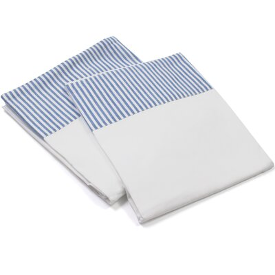 Stripe Pillowcase Set Size: Standard