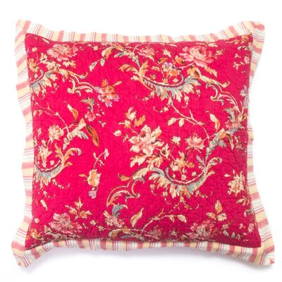 Regina Cotton Throw Pillow