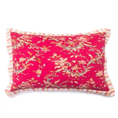 Renee Floral Sham Size: King